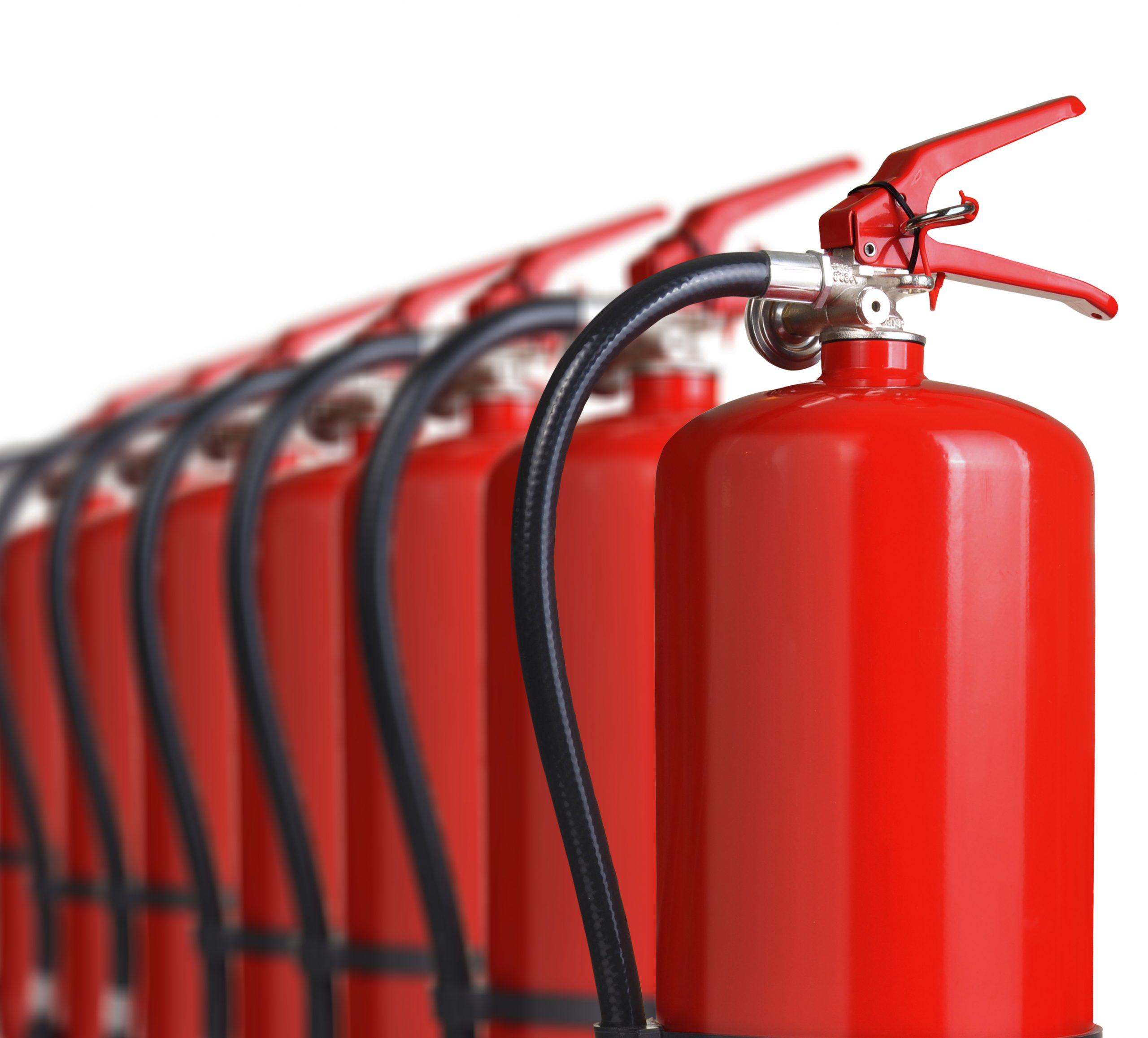 Mantenimiento y Recarga De Extintores.